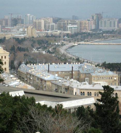 Баку город муслима магомаева