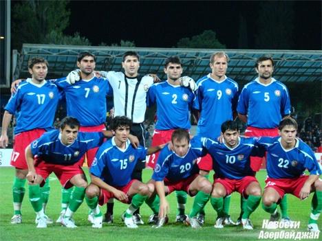 Футбол: Азербайджан постарается дать бой России