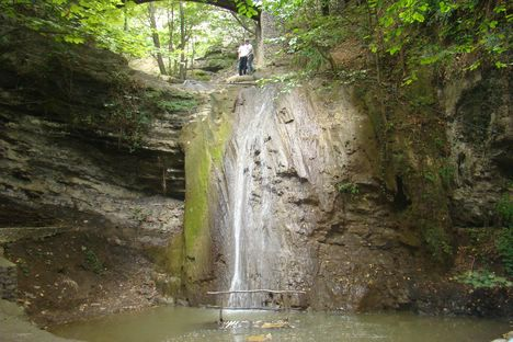 Азербайджан, Ярдымлинский водопад