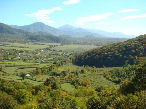 Пейзажи Азербайджана